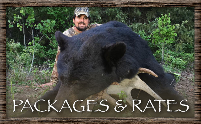 North Alberta Outfitters Inc. Rates & Packages