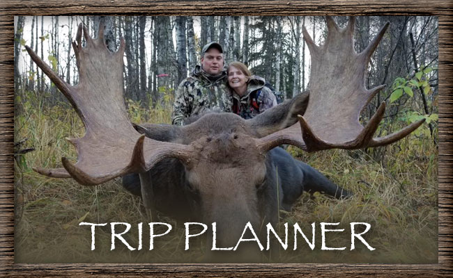 Plan a Trip with North Alberta Outfitters Inc.